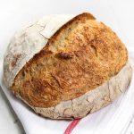 O Famoso Pão Sem Sova (No Knead Bread)